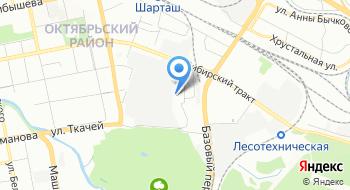Мера на карте