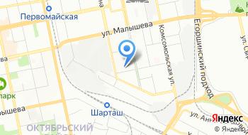 My Sub на карте