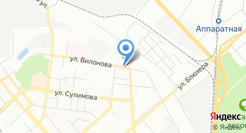 ААА-Терра на карте