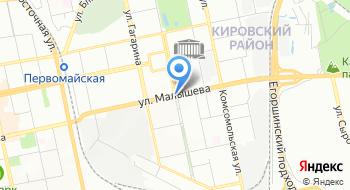 Центр косметологии Ф-клуб на карте
