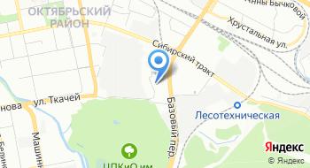 Norgau Russland на карте