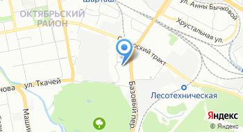 Интернет-магазин Autonew16.ru на карте