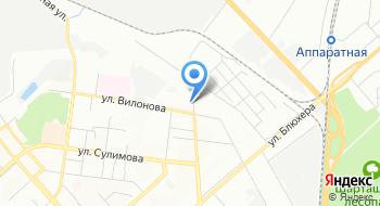 Уралгазналадка на карте