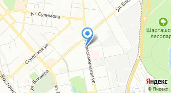 ГКУ Центр занятости на карте