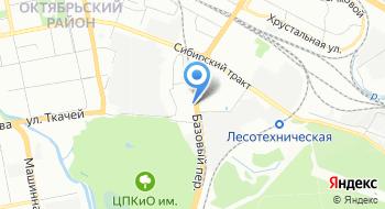 Амк Екатеринбург на карте