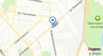 Грандторг на карте