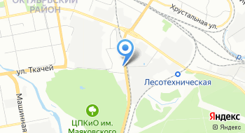 Прицеп-центр на карте