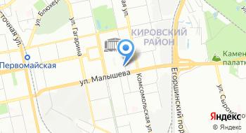 Инжиниринговая компания Шульгин и партнеры на карте