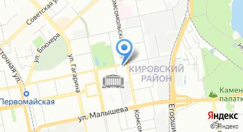 Культурный центр Солдаты России на карте