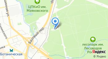 Конноспортивный клуб Янтарь на карте