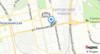 Дом печати А1 на карте