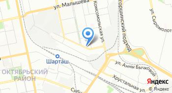 Автосервис Тодорс на карте