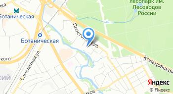 Уральский техникум Рифей Кадетский корпус Спасатель на карте