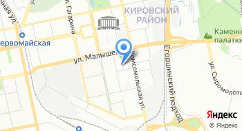 Автократ на карте