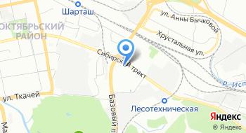 Газпромнефть на карте