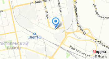 Бильярд-кафе Русский клуб на карте