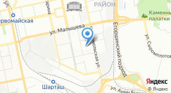 Вуз-сервис на карте