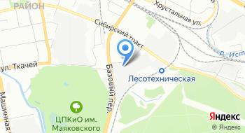 Урал-Фарм на карте