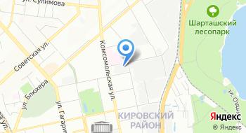 Интернет-магазин СВмарт на карте