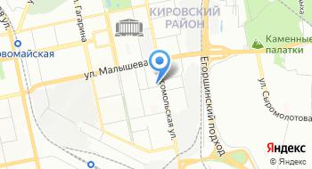 Ресторанный комплекс Paradise на карте