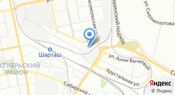 ТД Базальт на карте