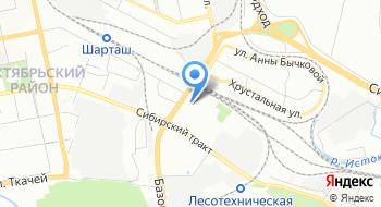 Детский дом СОМЭПК на карте
