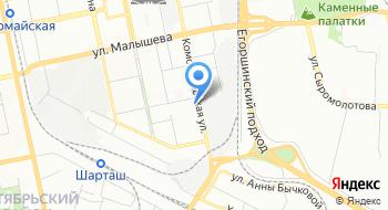 Линк-сервис на карте