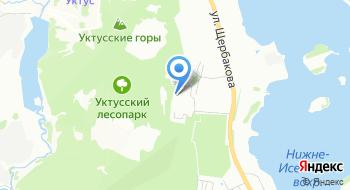 Лыжная база Спортивного центра на карте