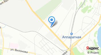 Уральский центр РТИ на карте