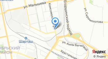 Оптово-розничный магазин Польмар на карте