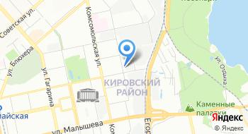 Уральский государственный лесотехнический университет Факультет СПО на карте
