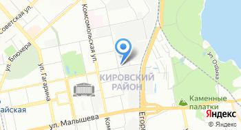 Институт дерматоглифики на карте