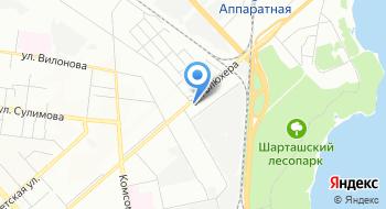 ПКФ Союзстроймонтаж на карте