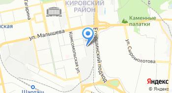 Уралгеоинформ на карте