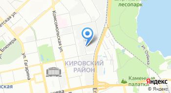 Ермак Екатеринбург на карте