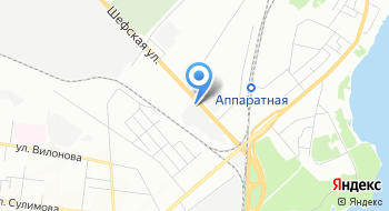 УралКлин на карте