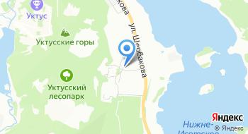 Фгбну Свердловская ССС Встисп на карте