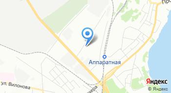 Мета-Екатеринбург на карте