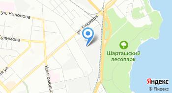 Оздоровительный центр Бобровникова на карте