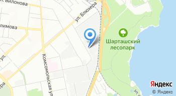 ТД ОМФ на карте