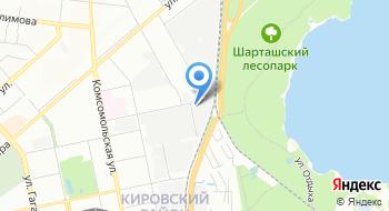 Интернет-магазин Моторкин96 на карте
