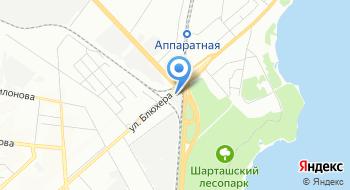 ДиКом на карте