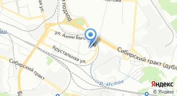 Велес ВК на карте