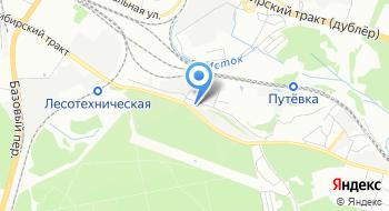 Сервисный центр Автокомфорт на карте