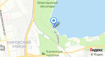 Кафе Спортбазы Кировская на карте