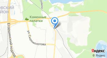 Главторг на карте