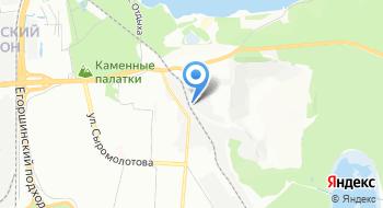 Уралвзрывпром на карте
