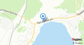 Круглосуточный рыболовный магазин Рыбачий на карте