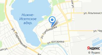 Агентство Азимут на карте