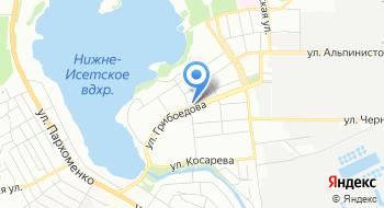 Магмика на карте
